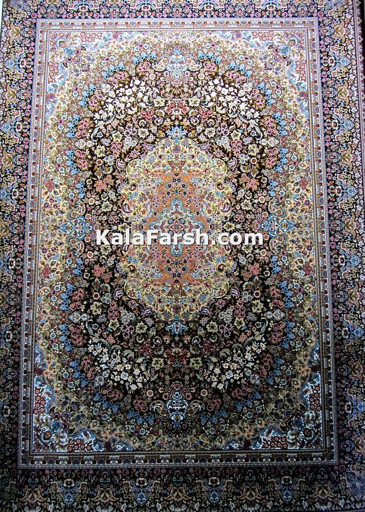 قیمت فرش حریر گل مشهد